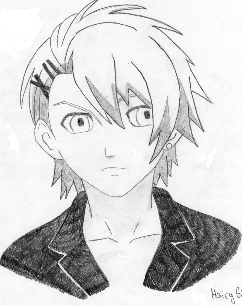 Kurusu Syo by HairyGirl