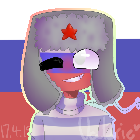 Russia Icon [CountryHumans] by CatGirl22111 on DeviantArt
