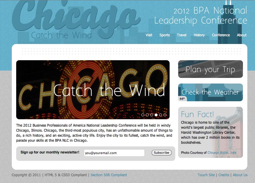 Bpa Website Design Team