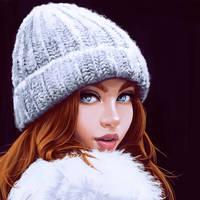 Winter beauty by ivantalavera