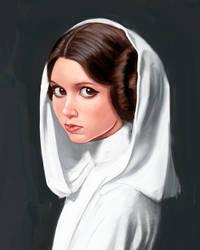 Leia by ivantalavera