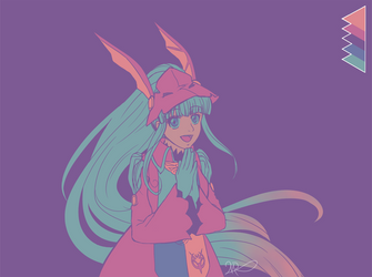 Young Blood Palette by MoonWhing
