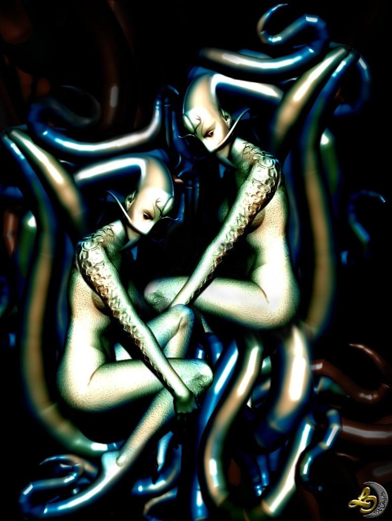 Lalien - Metamorphosis by D-Lory