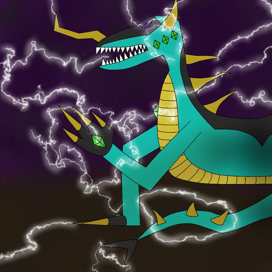 Dragon - Commission by Incinirmatt