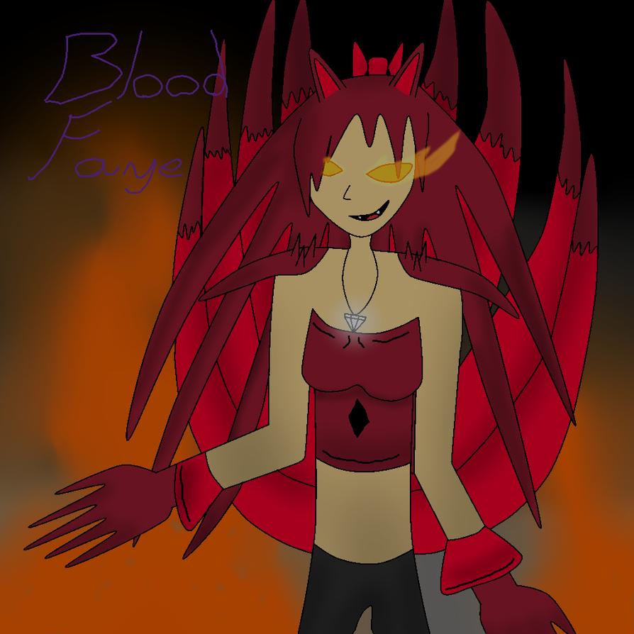 Bloodied Faye by Incinirmatt