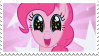 Pinkie Pie | Stamp by PuniPlush