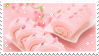 Strawberry Roll Stamp by NamelessStamps