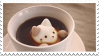 Coffee Cat | Stamp by PuniPlush