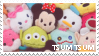 Tsum Tsum | Stamp by PuniPlush