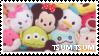 Tsum Tsum | Stamp by PuniPlush