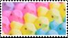 Peeps | Stamp by PuniPlush
