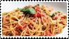 Spaghetti   Stamp by PuniPlush