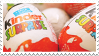 Kinder Eggs | Stamp by PuniPlush