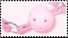 Pink Gag   Stamp by PuniPlush