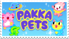 Pakka Pets | Stamp by PuniPlush