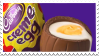 Cadbury Creme Egg Stamp by NamelessStamps