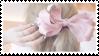 Pink Hairbow | Stamp by PuniPlush