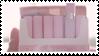 Pink Cigarettes | Stamp by PuniPlush