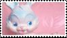 Vintage Bunny {2} | Stamp