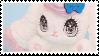 Peropero Sparkles Plush   Stamp by PuniPlush