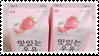 Strawberry Milk | Stamp by PuniPlush