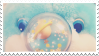 Twinkle Nosy Bear | Stamp by PuniPlush