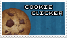 Cookie Clicker | Stamp by PuniPlush