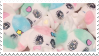 Peropero Plush Pile | Stamp by PuniPlush