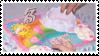 Care Bears Birthday Cake   Stamp by PuniPlush