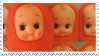 Tarako Kewpie | Stamp by PuniPlush