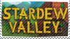 Stardew Valley | stamp by PuniPlush