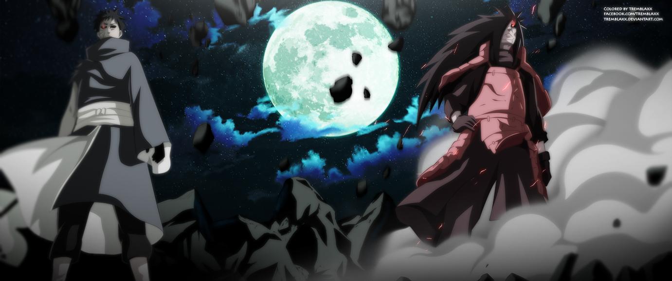 Naruto 600 - Madara joins the battle !! by Tremblax