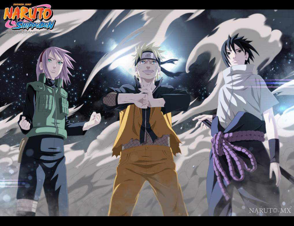 Team 7 - Naruto boards ...