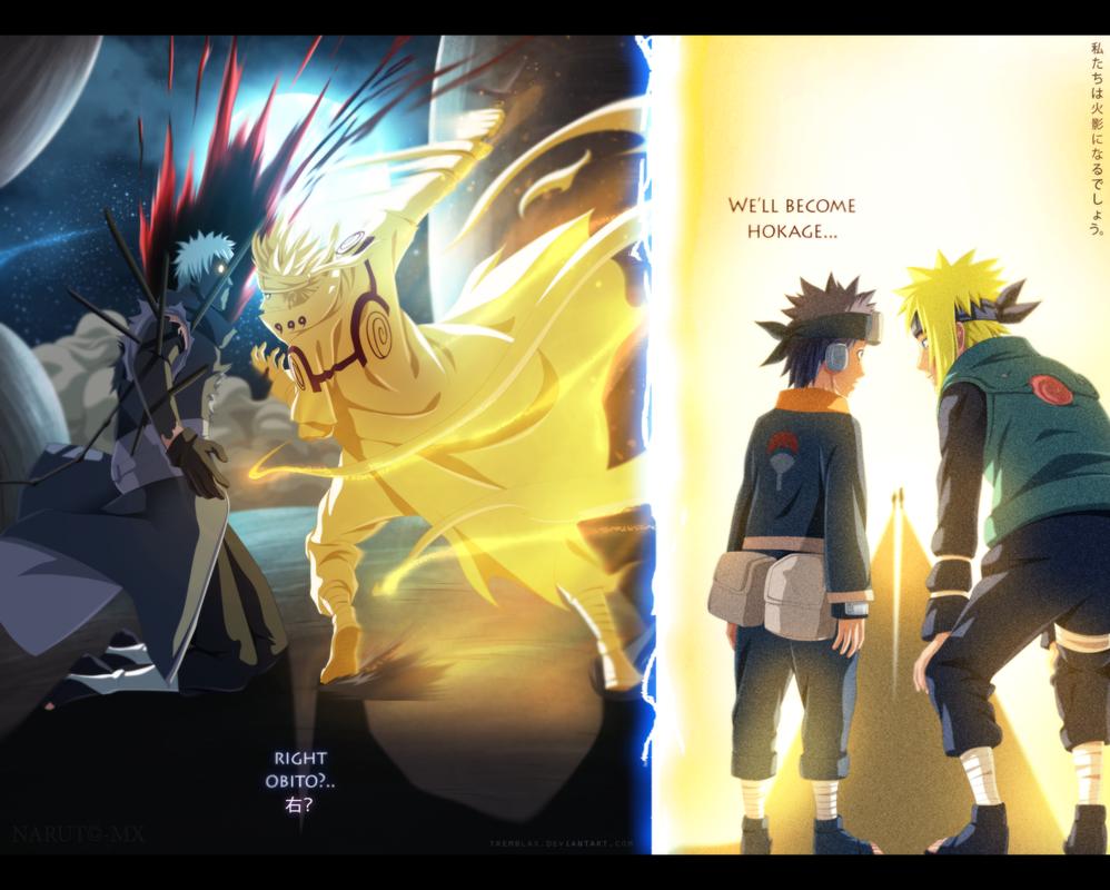 Naruto Chapter 638 sudah keluar dan, silahkan dilihat Alur Cerita