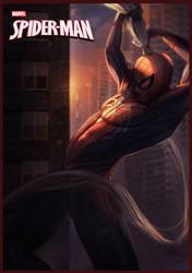 Spiderman (fake marvel cover)