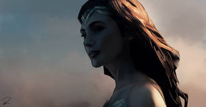 Wonder Woman (2017) Color Study