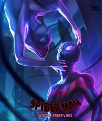 Spider verse by RamzyKamen