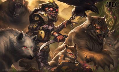 Bloodhound - Apex Legends