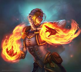 Jaina Proudmoore - Fire spec