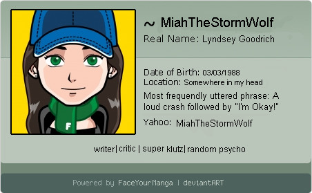 MiahTheStormWolf's Profile Picture