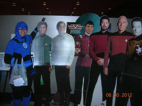 Hope for the Star Trek The Next Generation Cast