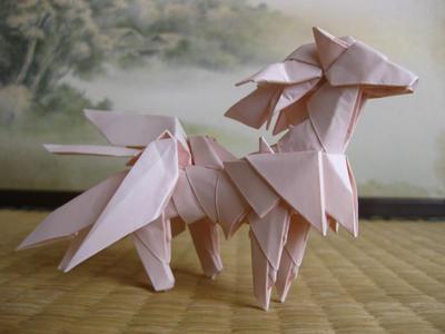 Ninetales by kumazaza