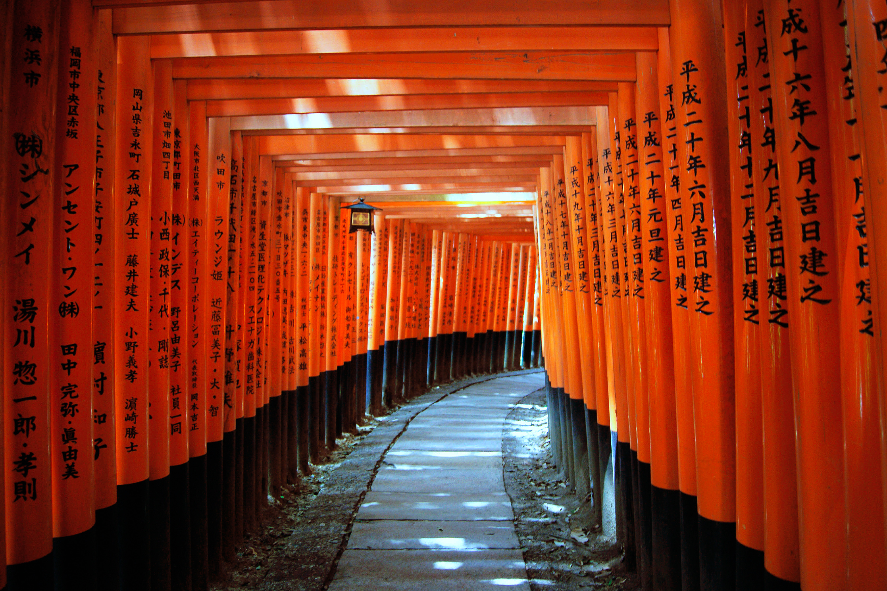 how to go to fushimi inari shrine