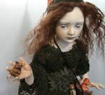 Serafina closeup