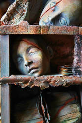 Memento Mori (Ben Lomond, 10th June 2014) - detail by Artemisia52