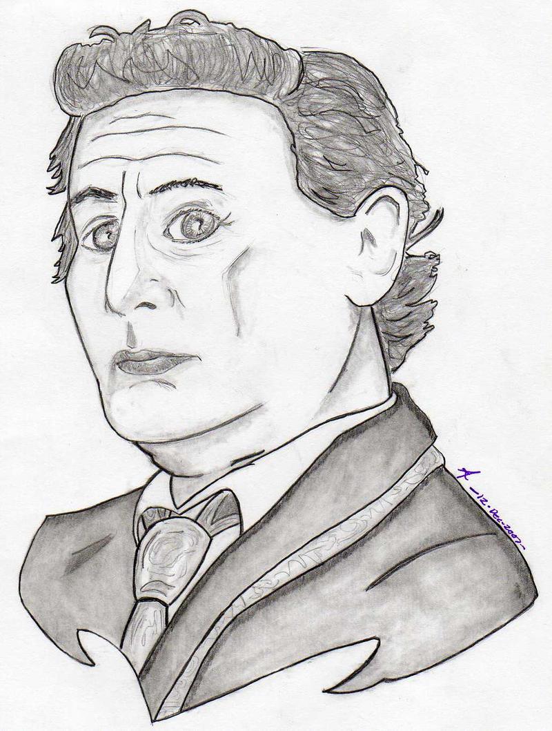 Seventh Doctor Portrait