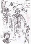 Cybermen Designs 2002