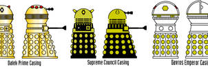 Dalek Leadership Casings 01