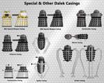 Dalek Special Casings