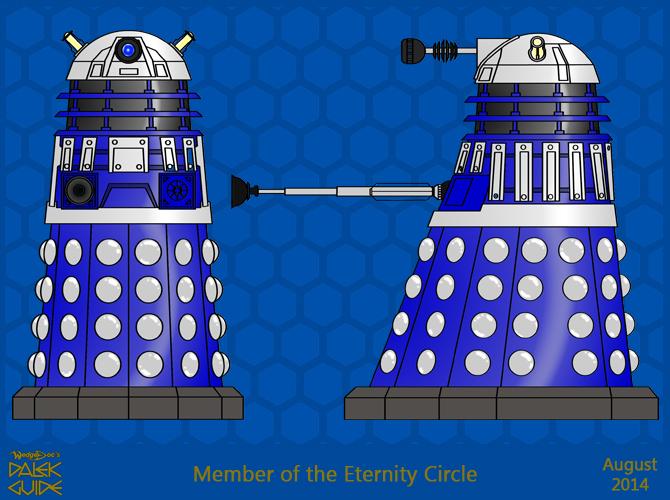 Eternity Circle Dalek